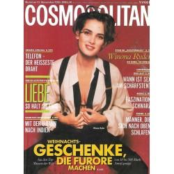 Cosmopolitan 11/November 1993 - Winona Ryder / Liebe