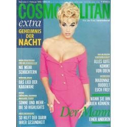 Cosmopolitan 2/Februar 1993 - Emma / Geheimnis der Nacht