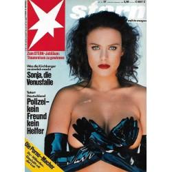 stern Heft Nr.37 / 8 September 1988 - Sonja, die Venusfalle