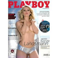 Playboy Nr.11 / November 2008 - Kerstin Landsmann