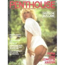 Penthouse Nr.10 / Oktober 1980 - Petra Jokusch