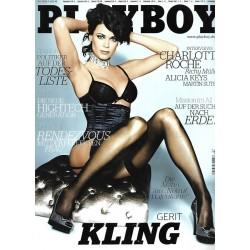 Playboy Nr.3 / März 2008 - Gerit Kling