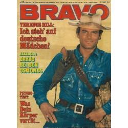 BRAVO Nr.13 / 22 März 1973 - Terence Hill
