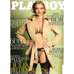 Playboy Nr.2 / Februar 2008 - Julia Biedermann