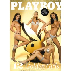 Playboy Nr.1 / Januar 2008 - 12 Golden Girls