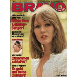 BRAVO Nr.49 / 27 November 1975 - Juliane Werding