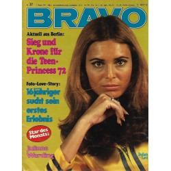 BRAVO Nr.32 / 2 August 1972 - Daliah Lavi
