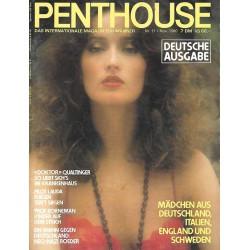 Penthouse Nr.11 / November 1980 - Isabella Ardigo