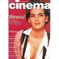 CINEMA 5/95 Mai 1995 - Winona!