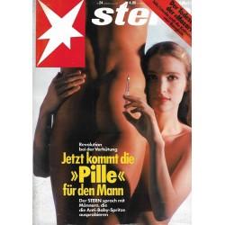 stern Heft Nr.24 / 6 Juni 1991 - Pille für den Mann