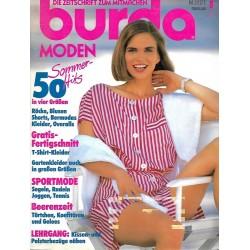burda Moden 6/Juni 1991 - Sommerhits