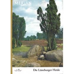 MERIAN Die Lüneburger Heide 5/XIX Mai 1966