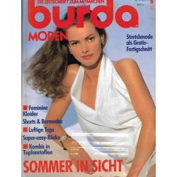 burda Moden 5/Mai 1991 - Sommer in Sicht
