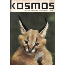 KOSMOS Heft 4 April 1964 - Ein junger Luchs