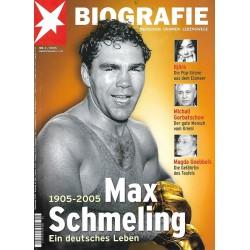 stern Biografie Nr.1 / 2005 - Max Schmeling