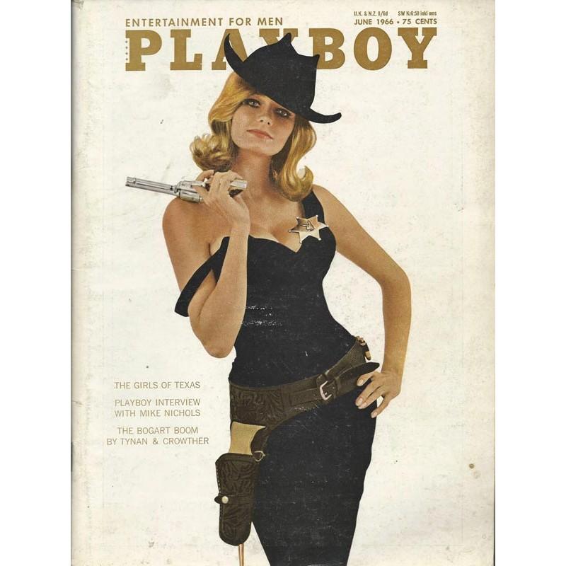 Playboy USA Nr.6 / Juni 1966 - Mary Warren