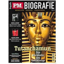 P.M. Biografie Nr.2 / 2009 - Tutanchamun