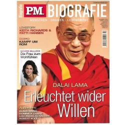 P.M. Biografie Nr.3 / 2010 - Dalai Lama. Erleuchtet wider Willen