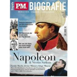 P.M. Biografie Nr.3 / 2011 - Napoleon & Nicolas Sarkozy