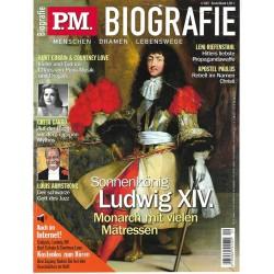 P.M. Biografie Nr.4 / 2007 - Sonnenkönig Ludwig XIV.