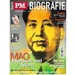 P.M. Biografie Nr.3 / 2007 - Mao Pop Ikone und Tyrann