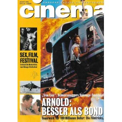 CINEMA 8/94 August 1994 - True Lies