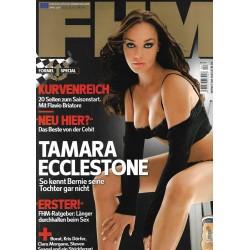 FHM April 2007 - Tamara Ecclestone