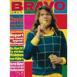 BRAVO Nr.17 / 19 April 1973 - Bernd Clüver
