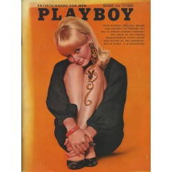 Playboy USA Nr.10 / Oktober 1966 - Penny James