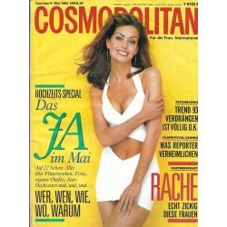 Cosmopolitan 5/Mai 1993 - Valerie Arnzen / Rache