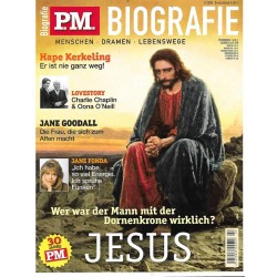 P.M. Biografie Nr.4 / 2008 - Jesus