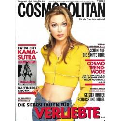Cosmopolitan 5/Mai 1994 - Katie Tastet / Verliebte