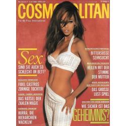 Cosmopolitan 7/Juli 1992 - Tyra / Geheimnis?