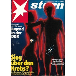 stern Heft Nr.17 / 22 April 1982 - Sieg über den Krebs?
