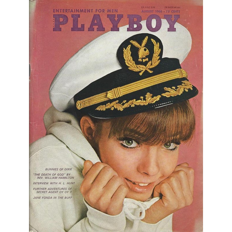 Playboy USA Nr.8 / August 1966 - Sissy