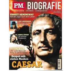 P.M. Biografie Nr.3 / 2008 - Caesar - Despot mit vielen Masken