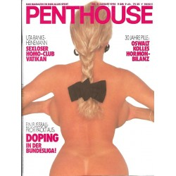 Penthouse Nr.8 / August 1990 - Amy Lynn