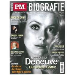 P.M. Biografie Nr.1 / 2008 - Catherine Deneuve
