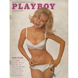 Playboy USA Nr.7 / Juli 1964 - Cynthia Maddox