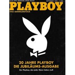 Playboy Nr.9 / September 1992 - Die Jubiläums Ausgabe