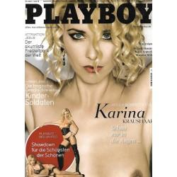 Playboy Nr.5 / Mai 2007 - Karina Kraushaar