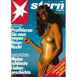 stern Heft Nr.16 / 15 April 1982 - Reisejournal
