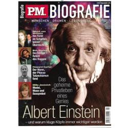 P.M. Biografie Nr.1 / 2011 - Albert Einstein