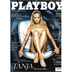Playboy Nr.3 / März 2007 - Tanja Szewczenko