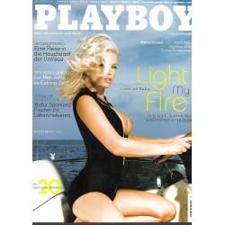 Playboy Nr.10 / Oktober 2007 - Katharina Kuhlmann