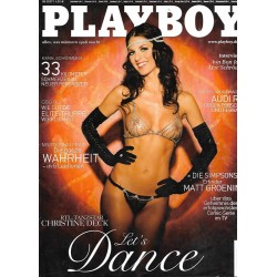 Playboy Nr.8 / August 2007 - Christine Deck