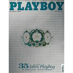 Playboy Nr.7 / Juli 2007 - 35 Jahre Playboy