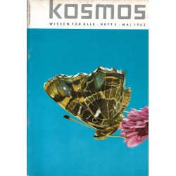 KOSMOS Heft 5 Mai 1963 - Das Landkärtchen