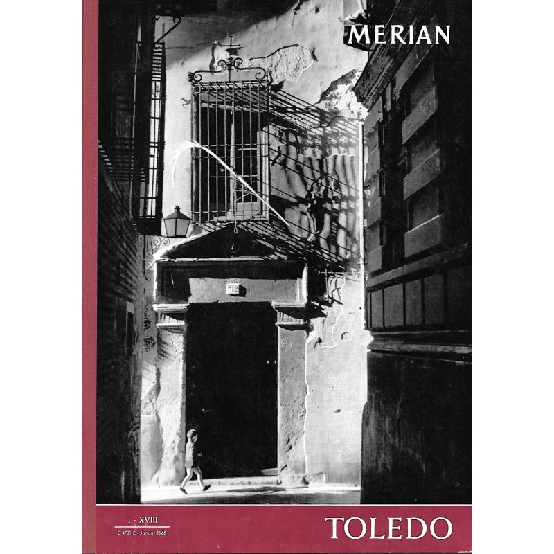 MERIAN Toledo 1/XVIII Januar 1965