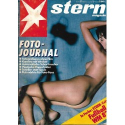 stern Heft Nr.27 / 1 Juli 1982 - Foto Journal